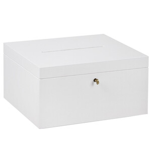 Box for envelope gifts  7,5 litres