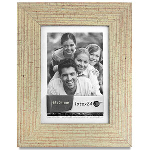 Affordable picture frame for photos 15 x 21 cm