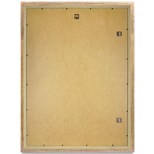 Picture frame with glass panes huge for 60 x 80 cm photos