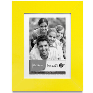 Photo picture frame with glass pane for 18 x 24 cm image...