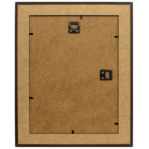 Large picture frame with glass pane 21 x 29,7 cm visible...