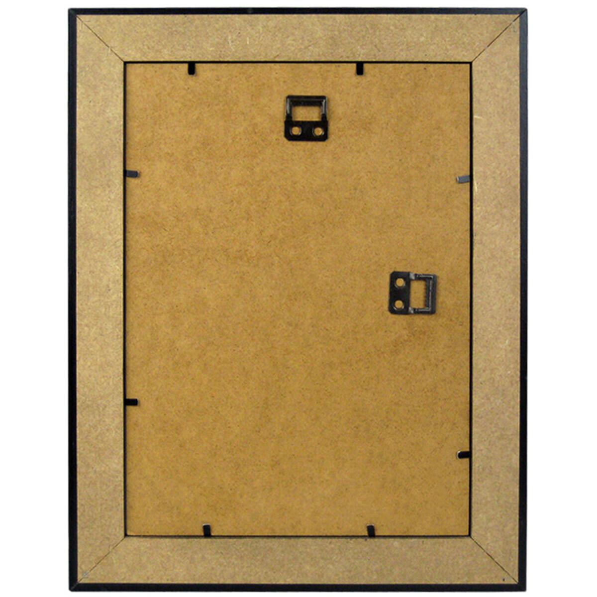 Holz Bilderrahmen Türkis Holz 13 x 18 bis 60 x 80  cm Glas Scheibe Fotorahmen