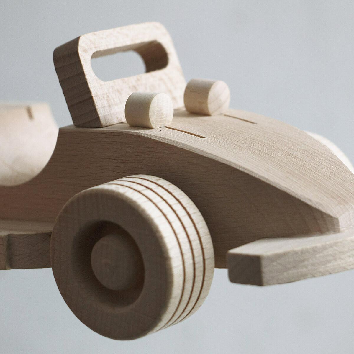 Spielzeug auto holz holzauto holzspielzeug kinderauto pkw