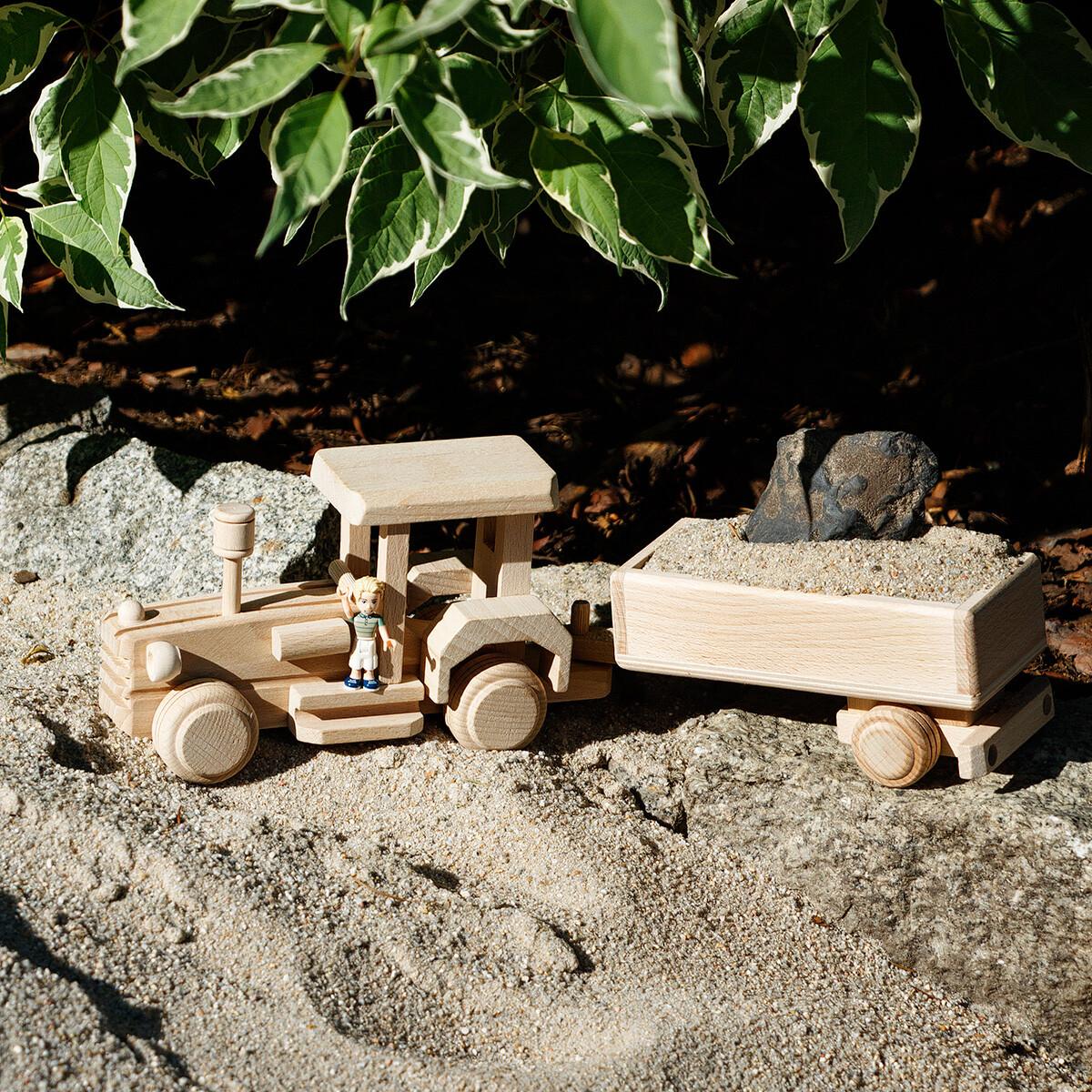 Traktor trecker anhänger landwirtschaftstraktor spielzeug