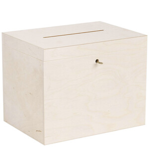 Envelope box 10,5 litres for money gifts